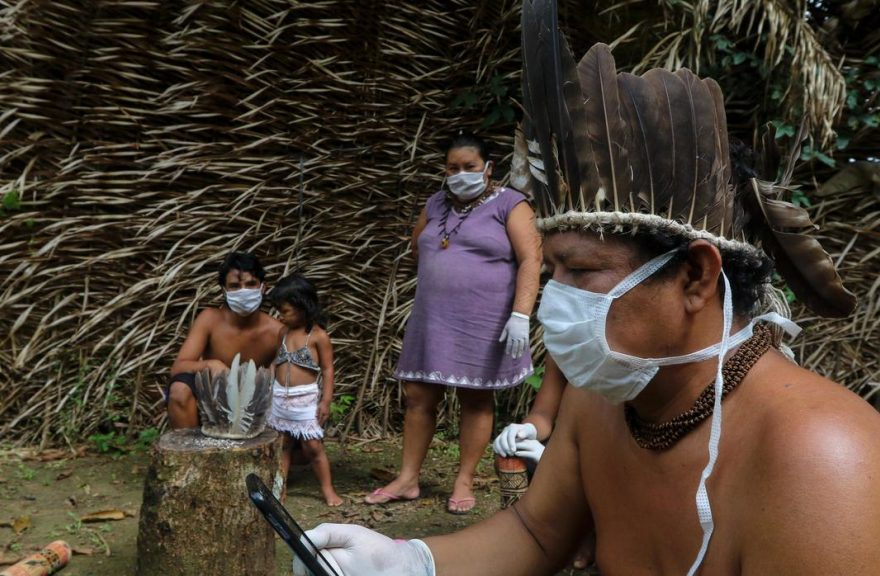 PUEBLOS INDÍGENAS DE LA AMAZONIA COLOMBIANA ENTUTELAN AL GOBIERNO NACIONAL POR EMERGENCIA DEL COVID 19