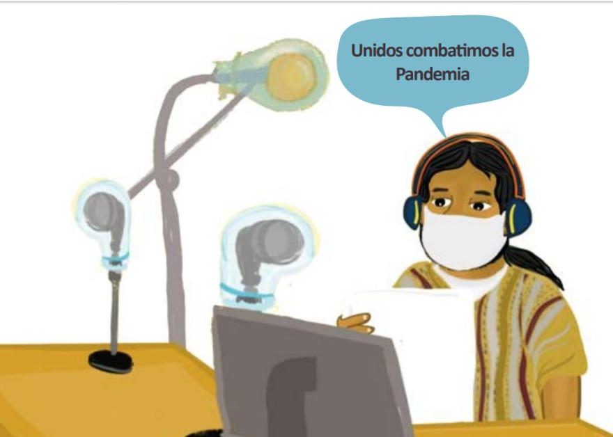 Cultural Survival Publica un manual de prevención para radios comunitarias Indígenas durante COVID-19